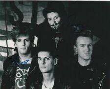 * MODERN ENGLISH * signed autographed 8x10 photo * GARY & MICHAEL * 4