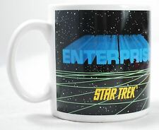 Original 1991 Star Trek Starship Uss Enterprise Coffee Mug