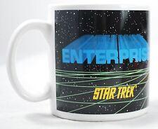 Original 1991 Star Trek Starship USS Enterprise Coffee Mug