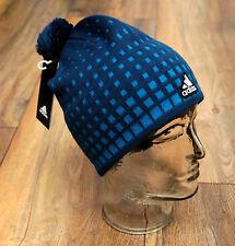 adidas Olympic Terrex Beanie Mütze blau-türkis Pudelmütze OSFY Wintermütze NEU