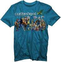 CATHEDRAL The Ethereal Mirror T SHIRT S-M-L-XL-2XL New Official MerchDirect