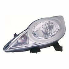 For Peugeot 107 1/2012-2014 Headlight Headlamp Chrome Inner Passenger Side N/S