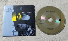"CD AUDIO FR/ RACHID TAHA ""VOILÀ VLOILÀ..."" CD SINGLE PROMO 1 TITRE 1610 BARCLAY"