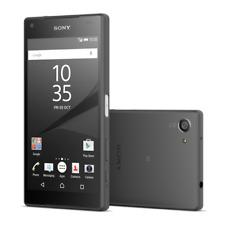 Sony Xperia Z5 Compact 32 Go  Noir  Débloqué tout opérateur  bon état