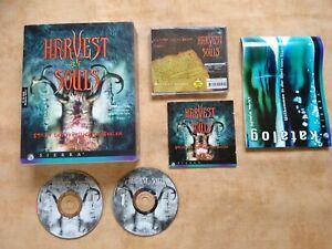 HARVEST OF SOULS  PC WIN 95/3.1  deutsch  USK 12 #