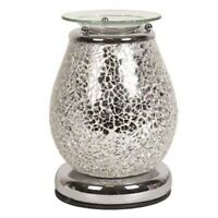 Jupiter Touch Mosaic Electric Wax Warmer/Burner & pack of 10 Scented Melts(3139)