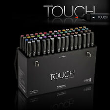 ShinHan Art TOUCH TWIN 60 Marker Set B Twin tips - 60 COLORS