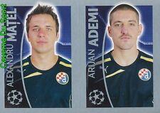 435 ALEXANDRU MATEL / ARIJAN ADEMI GNK DINAMO ZAGREB STICKER CHAMPIONS LEAGUE 2