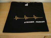 RETRO SYNTH T SHIRT SYNTHESISER DESIGN STEINER PARKER S M L XL XXL