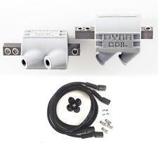 Dynatek Dyna Ignition Coils 2.2 ohm Dual Output DC4-1 Wires DW-200 Combo Kit