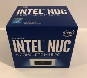 Intel NUC5PGY Pentium N3700 2GB RAM 32GB eMMC Windows 10 Home
