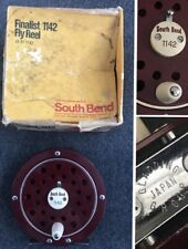 VINTAGE GLADDING SOUTH BEND FINALIST 1142 FLY REEL - NEW OLD STOCK - WITH BOX