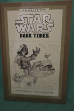 Star Wars Dark Times Gallery Edition Hardcover book