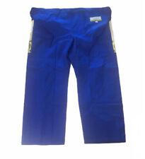 OTM OnTheMat.com Built To Fight GI Pants Ju-Jitsu Blue A4 - NEW