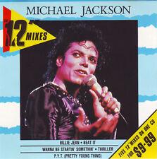 CD ALBUM IMPORT AUSTRALIE MICHAEL JACKSON 12'' MIXES COLLECTOR RARE COMME NEUF