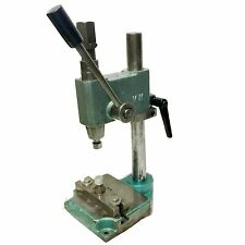 IMPACT SPRING LOADED RING STAMPING MACHINE COLLET SIZE 8 MM  STAMP TOOL