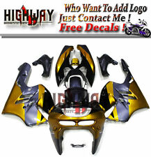 Fairings For Kawasaki Ninja ZX-9R 94-97 Fairing Kits Bodywork Kit Gold & Purple