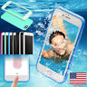 TPU Slim Shockproof Waterproof Dirt Proof Cover iPhone XS X 8 7 6 Plus 5 SE Case