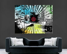ELEMENT SKATE SKATEBOARD    WALL PICTURE POSTER  GIANT HUGE