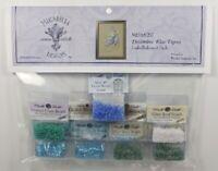 December Blue Topaz Embellishment Pack #MD162E Mirabilia New