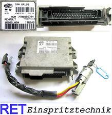 Steuergerät Motorsteuergerät Magneti Marelli IAW6R.20 Renault 7700856784