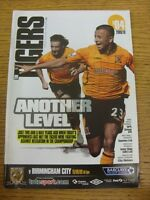19/09/2009 Hull City v Birmingham City  . Thanks for viewing this item, buy with