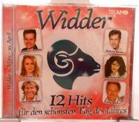 Widder + CD + 12 Deutsche Schlager für das Geburtstagskind + Tolles Geschenk +