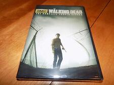 THE WALKING DEAD SEASON 4 THE COMPLETE FOURTH SEASON AMC 5 DISCS DVD SET NEW