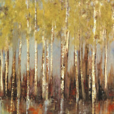 """36W""""x36H"""" ESTATE by ALLISON PEARCE -  FOREST - CHOICES of CANVAS"""