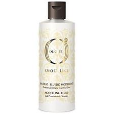 Non Olio Modelling Fluid OlioSeta ® Proteine della Seta Semi di Lino Oro di Luce