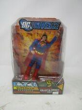 2008 DC Universe *SUPERMAN* (WAVE 6 FIGURE 4) BAF KALIBAK (SEALED)