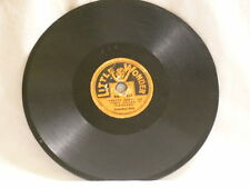 "LITTLE WONDER 5 1/2"" 78 rpm one sided Pretty Baby & They Called It Dixieland"