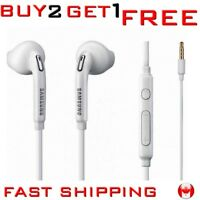 Earphone Earbuds 3.5mm Ecouteur Headphone Mic SAMSUNG S4 S5 S6 S7 S8 LG iPhone