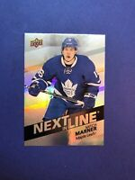 2016-17 UD Overtime Next In Line RC #NL-29 Mitch Marner Insert Rookie