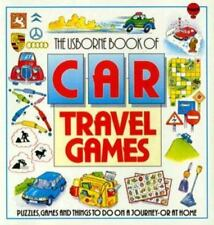 The Usborne Book of Car Travel Games: Puzzles, Games and Things to Do on a Journ