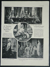 Scenes From One Family Buckingham Palace Walter Creighton 1930 Photo Article