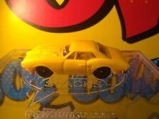 RARE Aurora Pontiac Firebird Yellow 60's Cigar Box Toy Car