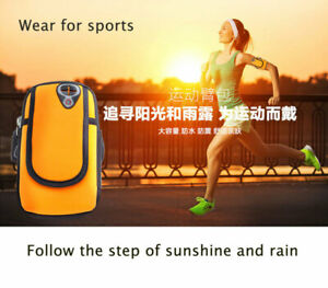 Sports Armbands Cell Phone Pouch Pockets Armband Lightweight for Running Jogging