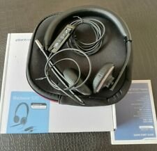 Plantronics Blackwire C520-M USB Headset Headphones Binaural Box Pouch Case