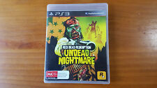 Red Dead Redemption Undead Nightmare | Used PS3 Game | SAME DAY FREE SHIPPING