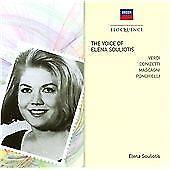 The Voice of Elena Souliotis, Elena Souliotis, Audio CD, New, FREE & Fast Delive