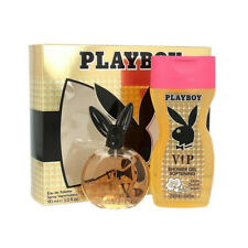 Dettagli su SET PLAYBOY SUPER PLAYBOY PROFUMO DONNA 40ML EDT + SHOWER CREAM 250ML