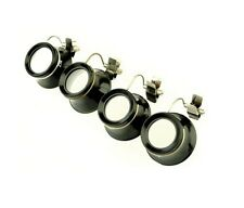 Eyeglass Loupe Set x 4 Glasses Spectacles Clip on 2x 2.5x 3x 4x Magnifier V5405