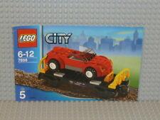 LEGO® City Bauanleitung 7898 Cargo Train Deluxe Heft 5 gelocht B2322
