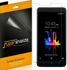 6X Supershieldz HD Clear Screen Protector Saver For ZTE Blade Z Max