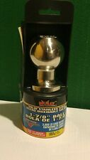 Pilot Automotive Bully CR 763 1 7/8 in Stainless Steel Hitch Ball Shank Tow RV
