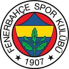 """Fenerbahce S.K. Turkey Soccer Football Car Bumper Sticker Decal 5"""" x 5"""""""