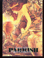 MAXFIELD PARRISH - Foil Stamped Chase Card F3 - Arabian Nights, Gulnare of Sea