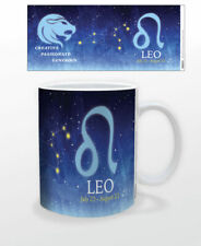 LEO CONSTELLATION 11 OZ COFFEE MUG ZODIAC SIGN TEA ASTROLOGY MYTHOLOGY GIFT LION