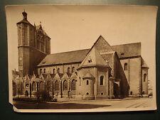 Alte AK /Foto-Ansichtskarte ca. 1930: Braunschweig - Dom von Süden